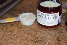 DIY Body Products / Butters, Salves, and Scrubs!