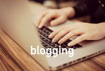 Blogging & Content Marketing / Learn blogging and content marketing best practices as well as what you should be creating for your business blog.