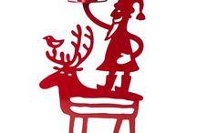 Kerst / Scandinavische design met kerst