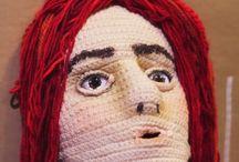 Hækling crochet art
