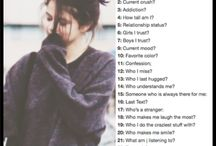 ASK ME! / Where I answer all questions  / by chloelovesyou_xoxo