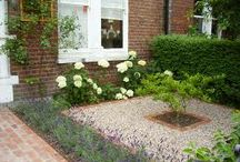 Small garden ideas for front cottage garden