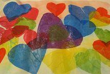 Preschool Valentines / by Lindsey Meyer