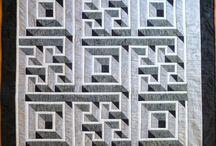 Illusion quilt designs