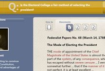 Voting and Elections Resources / Want to help your students better understand the democratic process?