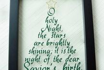 Christmas Things / by Ashley Albert