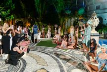 Poolside Attraction / A look into events and activities put on by Dip and collaborators