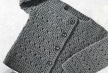crochet garments