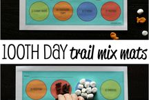 100th Day Activities | Pre-K Preschool / 100th Day of School Activities for Pre-K, Preschool, Kindergarten