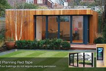 Garden Buildings / Some inspiration from the web