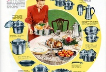 Vintage Cookware / by Buddy Stricker