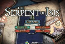 Serpent of Isis™ / A Hidden Object Adventure Game for PC, Mac, iOS and Android https://itunes.apple.com/app/the-serpent-of-isis-hd/id384471982