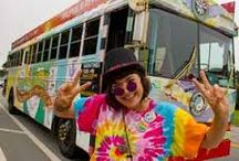 Hippie Themed Events