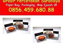 0856-459-680-88 Percetakan Kemasan Kertas Surabaya