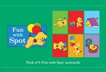 Fun With Spot Wholesale Products / Here's our range of Spot the Dog wholesale products!