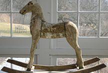 Rockin Horses ~ Carousels / Rockin Horses  & Carousels