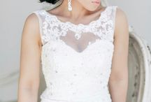 wedding hairstyles / beautiful hairstyles for beautiful brides