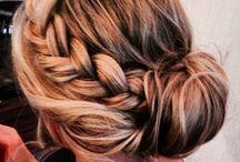 Wedding hair / by Sarah Groß