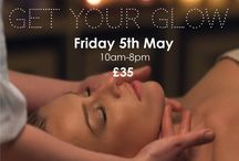 Decleor Get Your Glow 5th May 2017