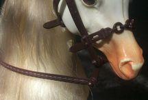 Collector Toy Horses / Sammlerpferde