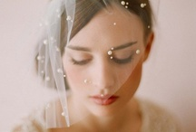 Bridal hair / Some of my bridal work and up-do's I found and love...