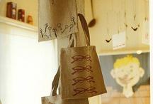 stencil & stamp