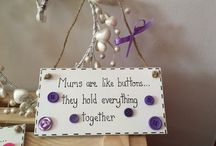 Mother's Day Gifts Handmade By Elegant Fancies Etsy Shop / Truly beautiful Mother's Day Gift ideas made here at Elegant Fancies Craft Room available to purchase in our Etsy Shop right now....