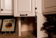 New Kitchen Ideas / by Jessamyn Rau