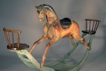 Wooden Horses / by Joan Witter