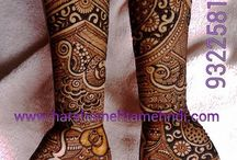 hand designs palm
