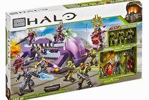 Mega Bloks Halo Hierarch's Shadow Convoy Exclusive set-97521