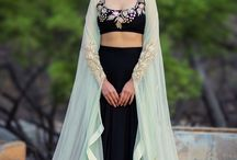 Indo Western Outfits - Jackets, Capes, Dhoti Pants