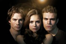 Vampire Diaries (Our Favorite Series) / A board for an OBS favorite: The Vampire Diaries (TV show & books)