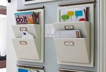 Dicas/Organização / Dicas úteis, para uma vida mais organizada. / by Darling