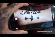 Tattoo sound