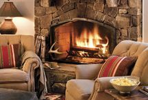 COZY HOME IDEAS / by Kathleen M. Kenneally