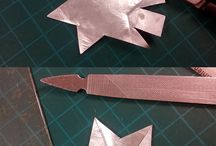 Made by Silver Crane / DIY projects / Crafting with throw-away materials! Yay!  Here are relatively easy to make products from recycled materials as well as the according DIY tutorials created by myself for whoever wants to try them out!