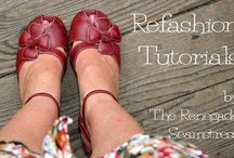 Refashion old items