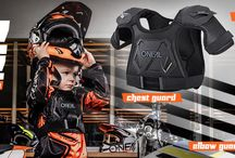 ONeal Kids -  Youth, Pee Wee Boots, Kit, Protection & Helmets! / Doctor's orders. For boot development, we put our best foot forward! Dr. Doug Dubach has been an ONeal test pilot for over 30 years and a factory Yamaha test rider for 25 years. As a 17 time Vet World Champion, nobody knows the importance of boot protection better than the doctor. ONeal produces motorcycle and cycle gear, parts, apparel and accessories that absolutely offer the best in comfort, quality and protection every time you ride.