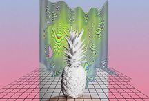 net art//vapourwave//glitch