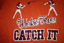Vintage Virginia Tech / Vintage t-shirts from our alma mater!