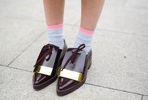 F&C // Shoes! Fringes! Tassels!
