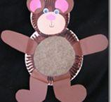 Forest Animal Crafts