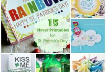 HOLIDAY: St. Patrick's Day!