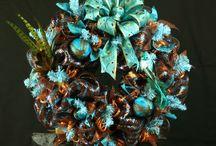 wreath ideas / by Shawn Barnes