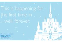 Frozen Fun at Walt Disney World