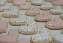 Cookies and icing
