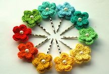flores broches