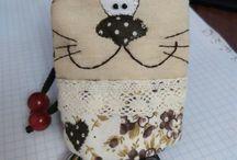 Текстиль для дома / Милые и полезные вещицы в интерьер