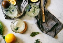 Fresh Foods Party Appetizers: Drinks Edition